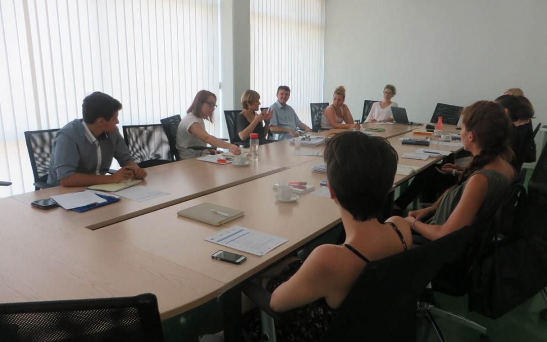 Održan prvi projektni sastanak projekta UNAPRORI